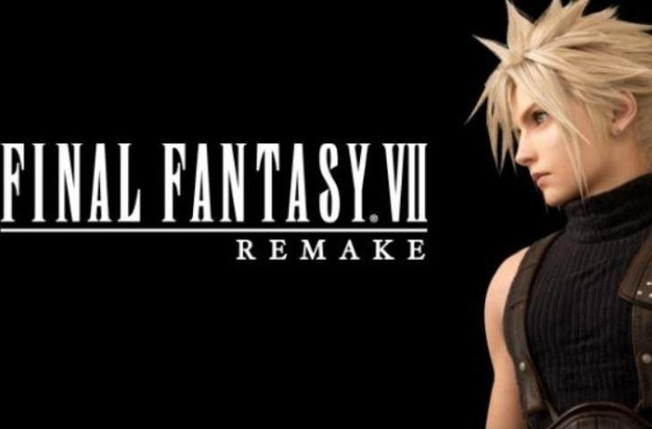 Final Fantasy VII Remake. (Square Enix)