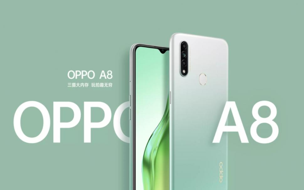 Oppo A8. (Oppo China)