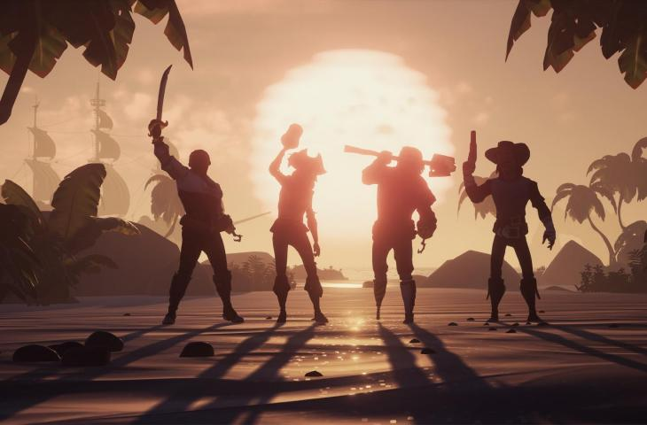 Sea of Thieves. (Steam)