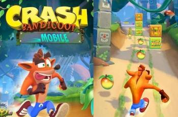 Crash Bandicoot Mobile. (Google Play Store)