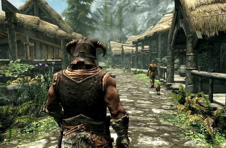 The Elder Scrolls V: Skyrim. (Steam)