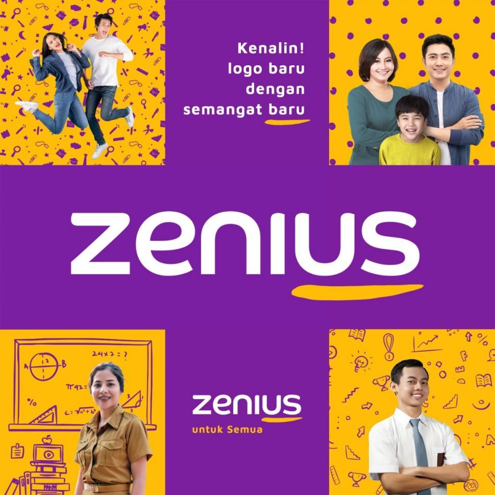 Logo baru Zenius Education. (Zenius Education)