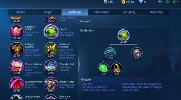 Build item Yu Zhong. (HiTekno.com)