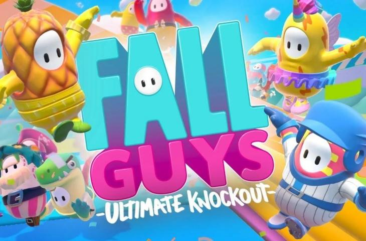 Fall Guys: Ultimate Knockout. (Mediatonic)