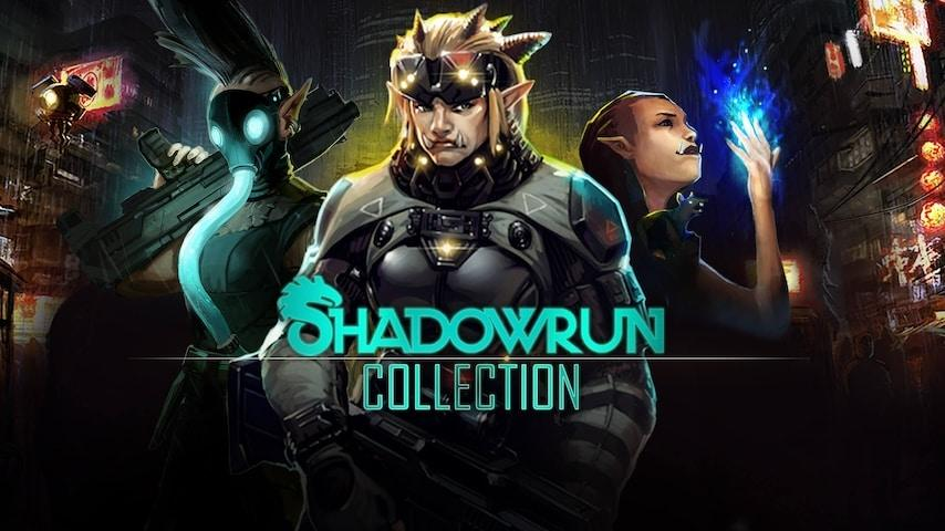 Shadowrun Collection. (Epic Games Store)