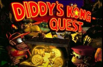 Game Donkey Kong Country 2 Diddy's Kong Quest. (YouTube/ Nintendo)
