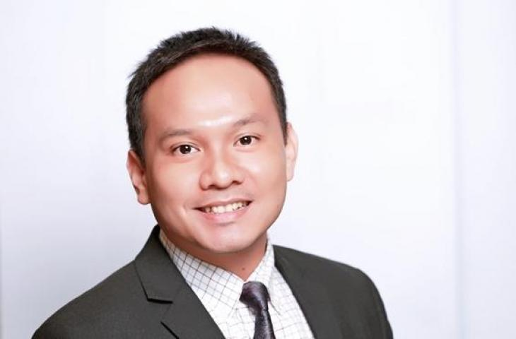 Fitrah Muhammad - General Manager Workday ASEAN. (Workday)
