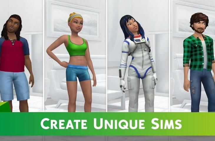 The Sims Mobile. (Google Play Store)